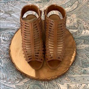 Rampage bootie sandals